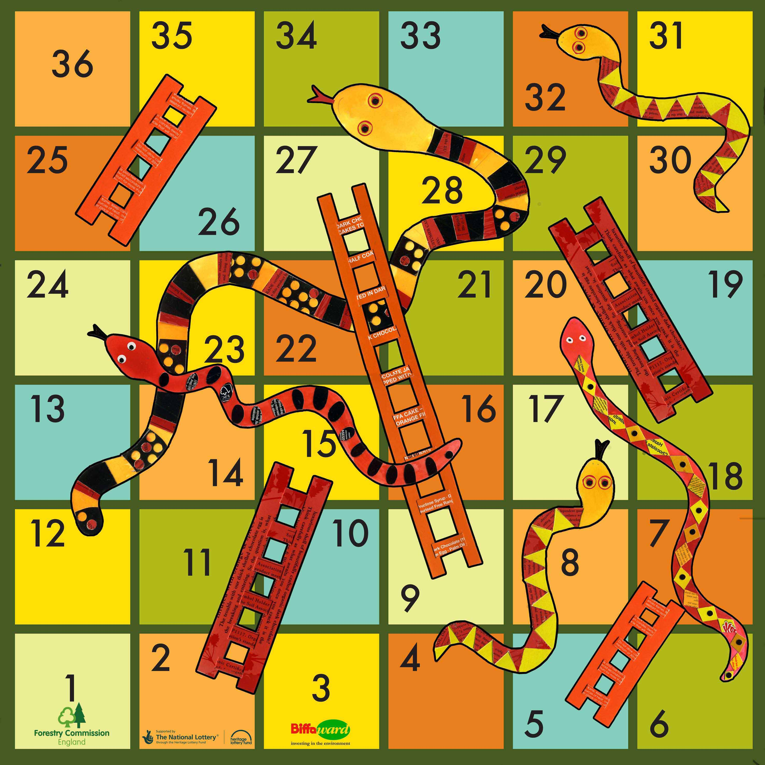 Winning A Snakes And Ladders Game Programming With Prateek